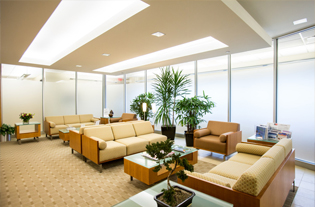 New Jersey Office Interior